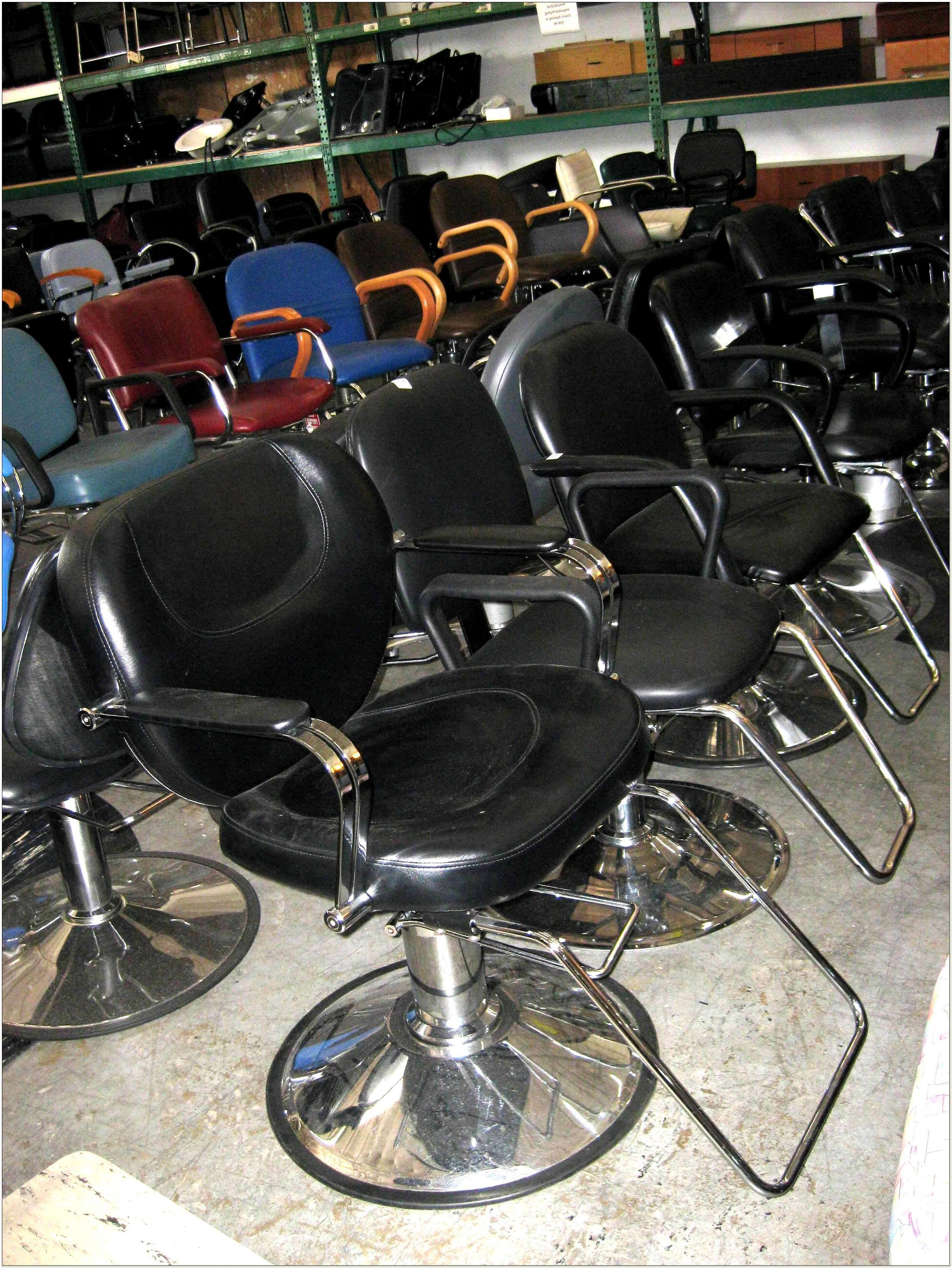 Used All Purpose Salon Chairs