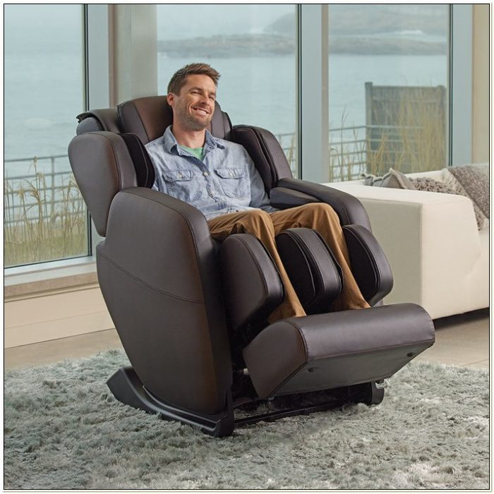 Used Brookstone Massage Chair