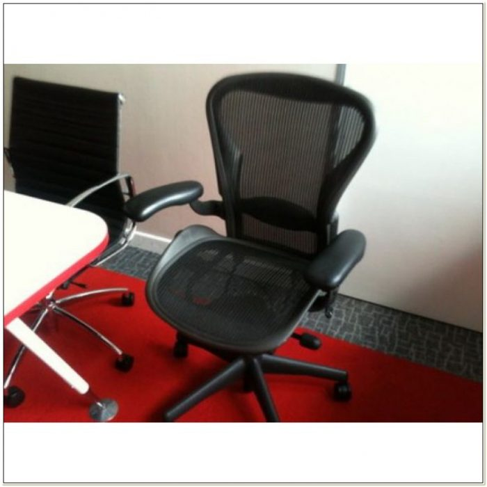 Used Herman Miller Aeron Chair Singapore