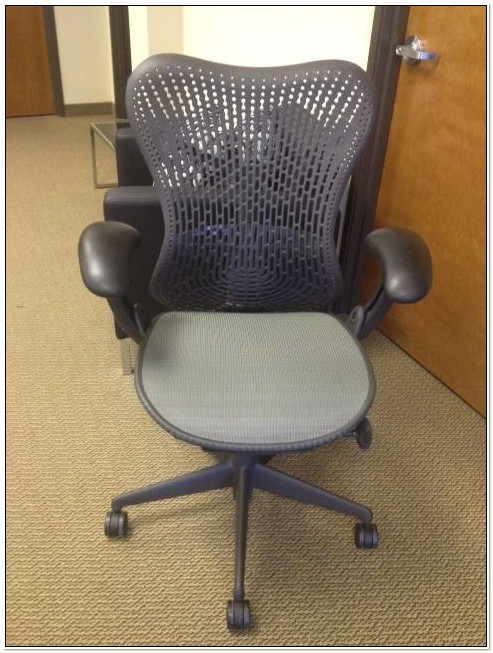 Used Herman Miller Mirra Office Chairs