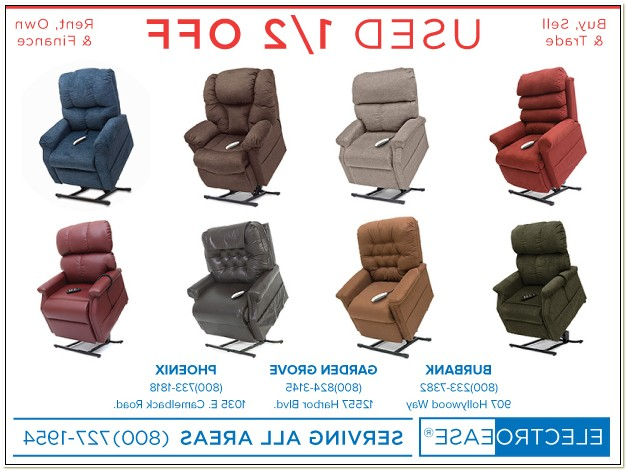 Used Lift Chair Recliners