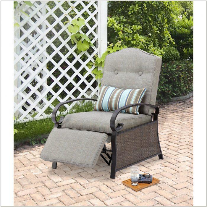 Walmart Outdoor Reclining Lounge Chair