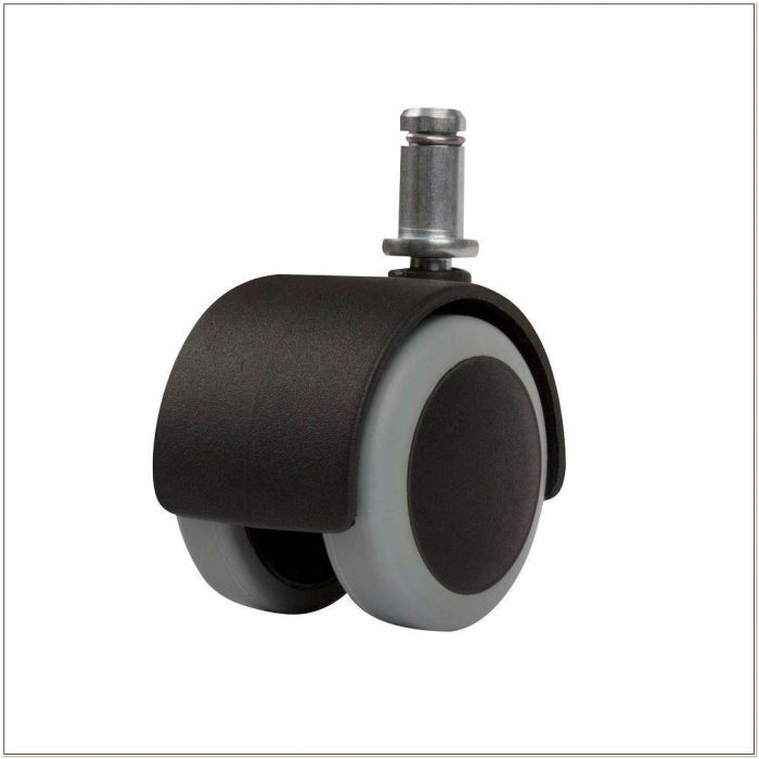 Wide Rubber Casters For Office Chairs