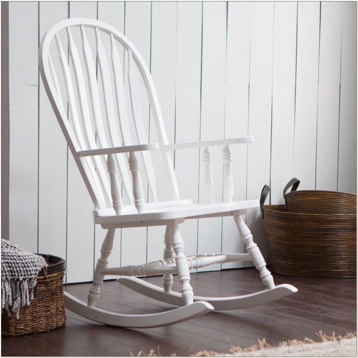 Wooden Rocking Chairs Indoor
