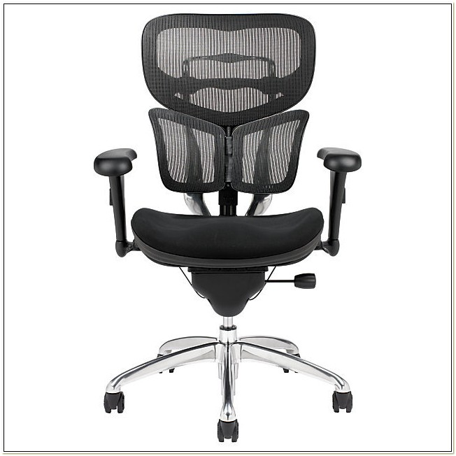 Workpro Commercial Mesh Back Executive Chair Manual