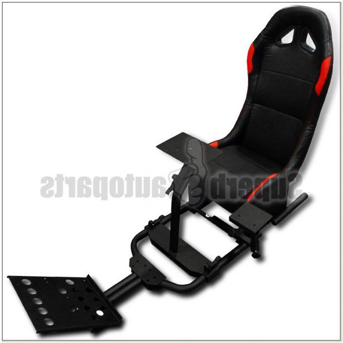 Xbox 360 Racing Seat Ebay