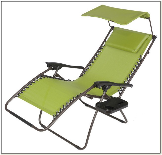 Xl Zero Gravity Chair With Canopy