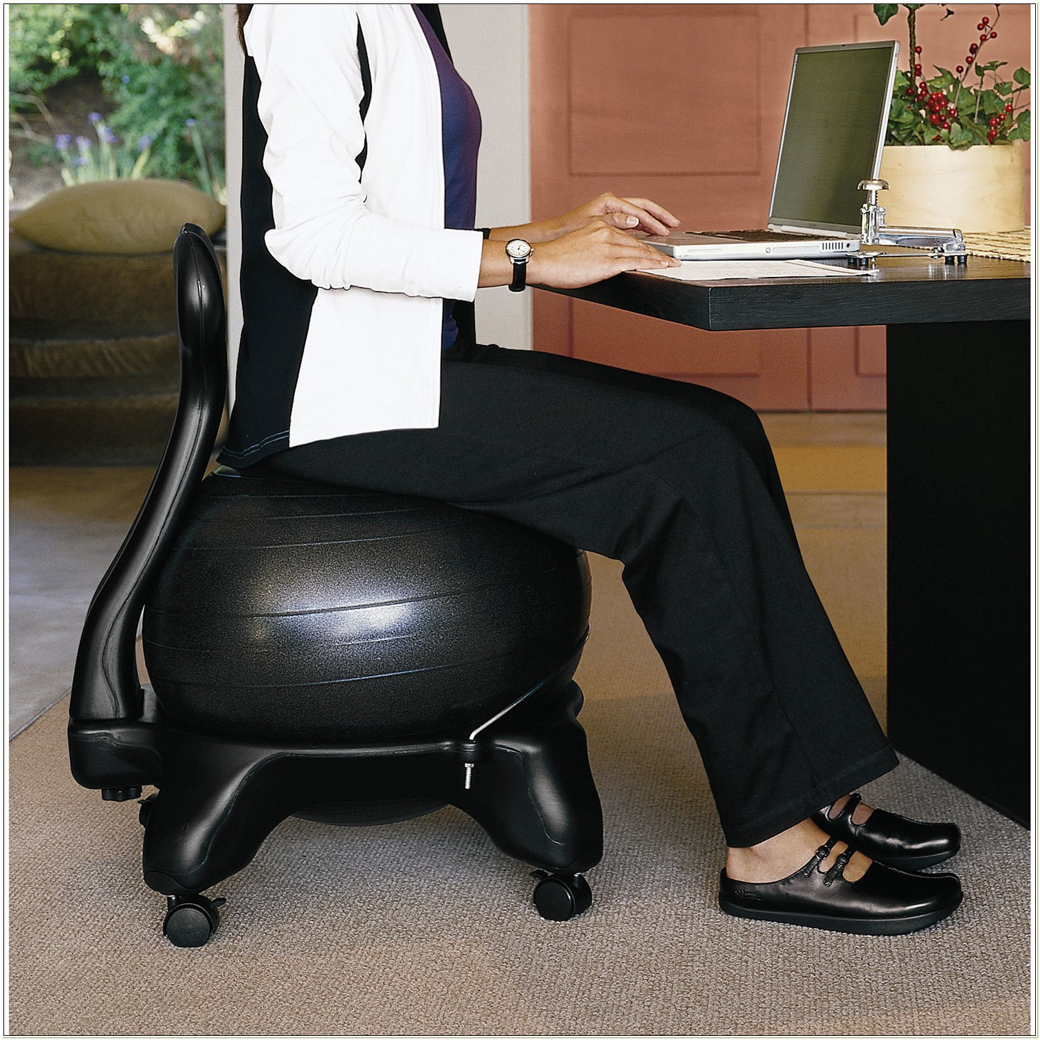 Yoga Ball Office Chair Canada