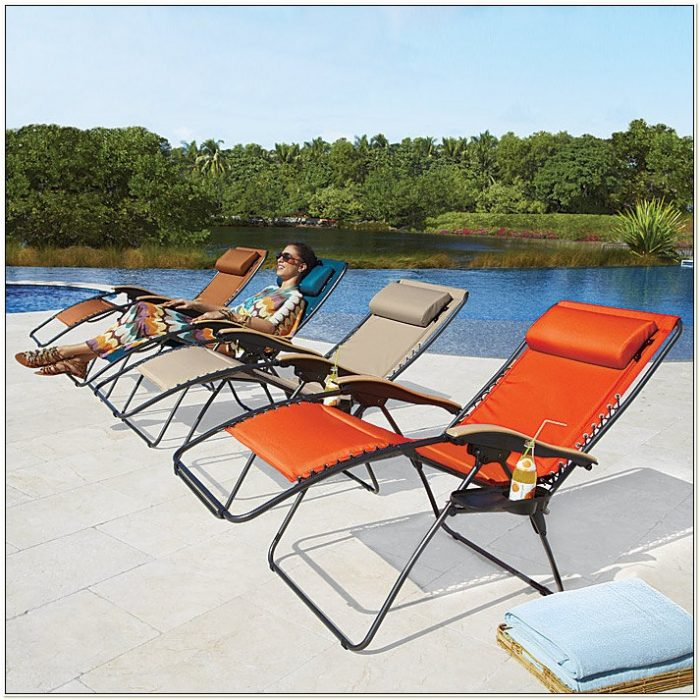 Zero Gravity Beach Chair Brookstone