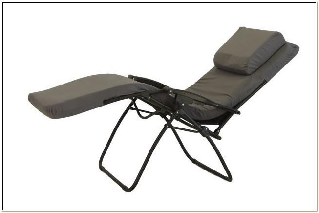 Zero Gravity Chair Pad