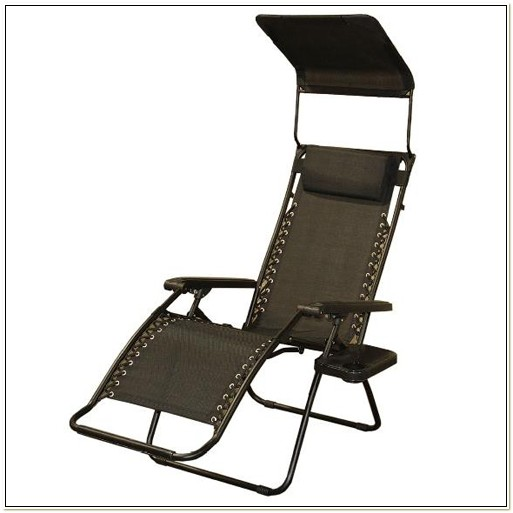 Zero Gravity Chair With Sun Visor