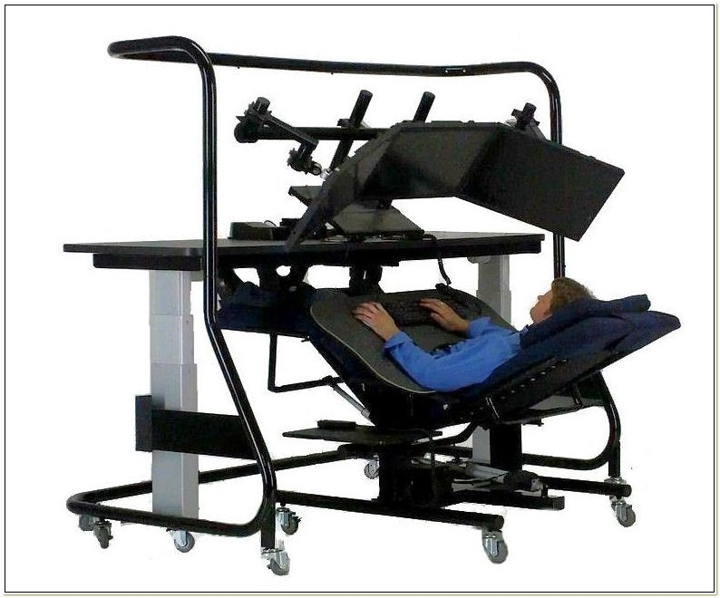 Zero Gravity Chair Workstation