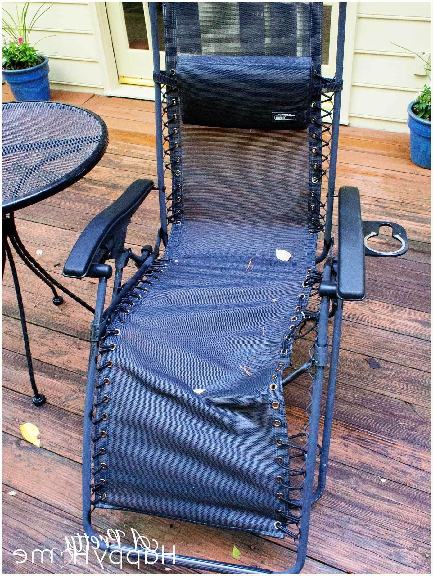 Zero Gravity Chairs Replacement Cord Kit