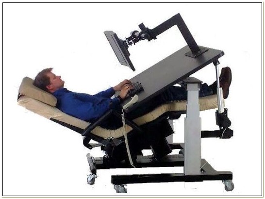 Zero Gravity Desk Chair