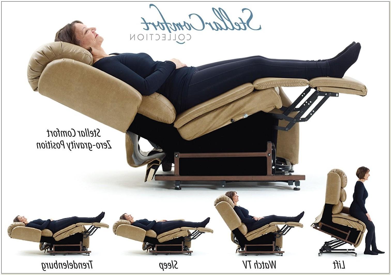 Zero Gravity Lift Chair Recliner