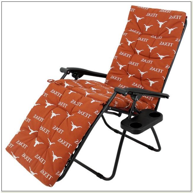 Zero Gravity Lounge Chair Cushions
