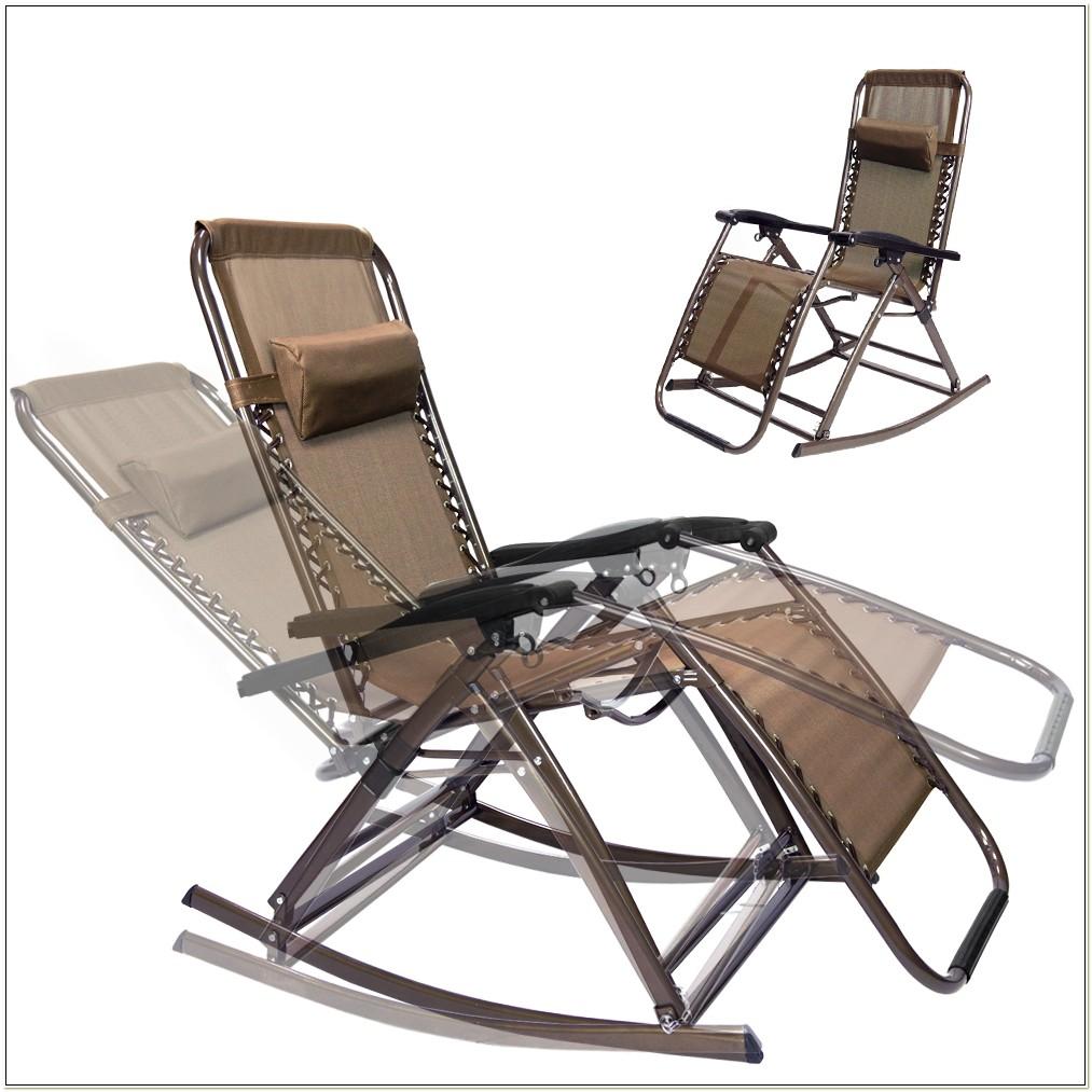 Zero Gravity Recliner Outdoor Chairs