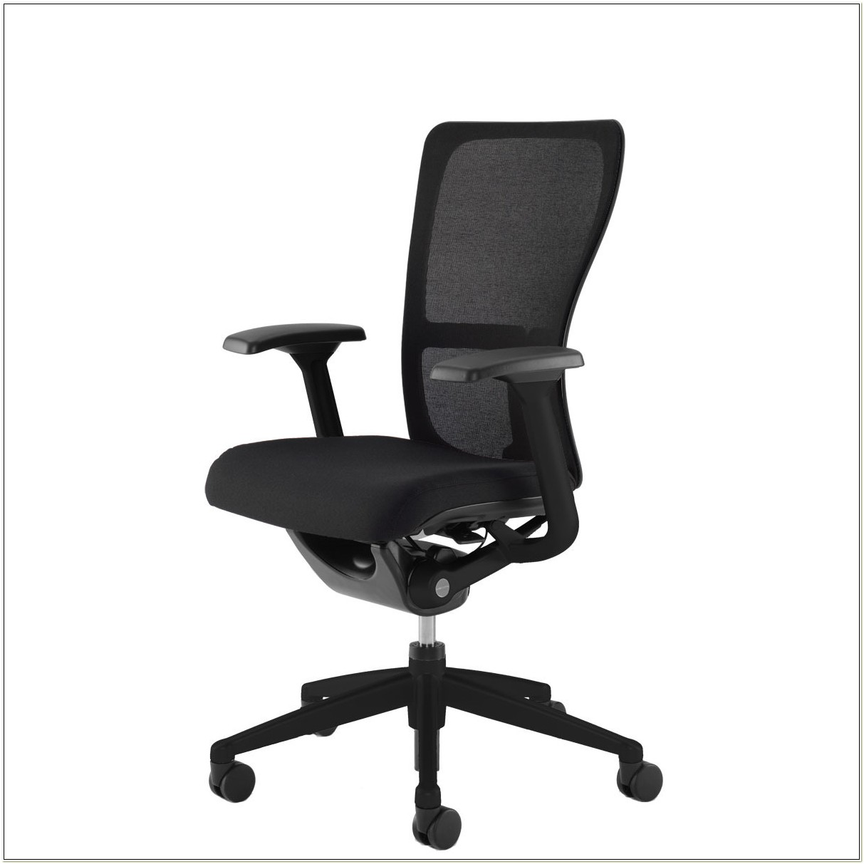 Zody Armless Chair By Haworth