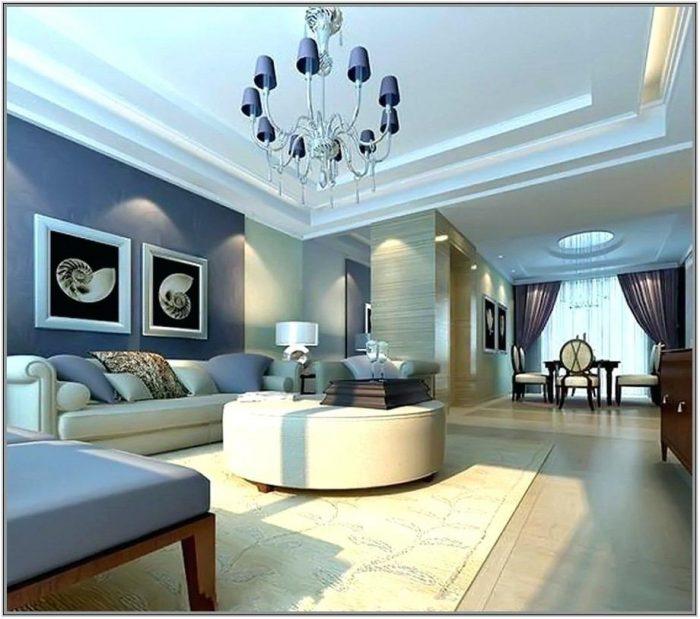 2 Tone Living Room Colors