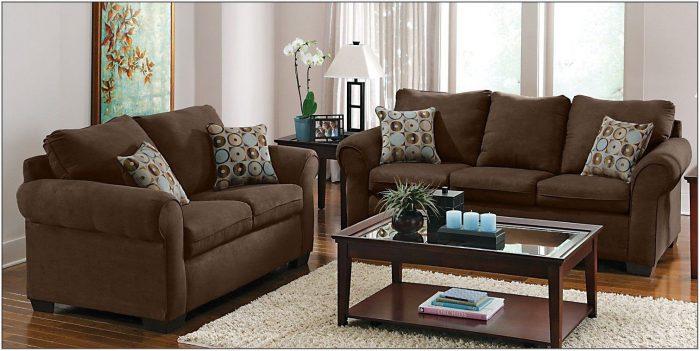 7 Piece Living Room Furniture Sets