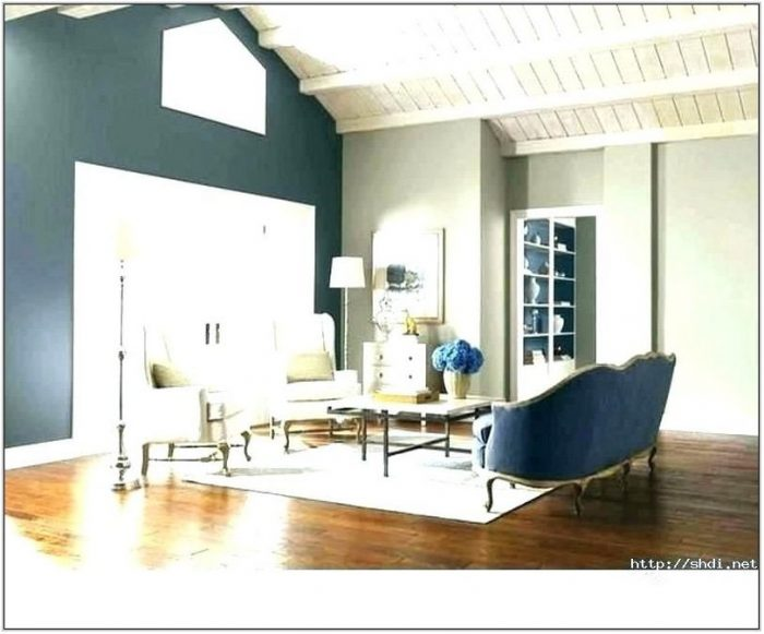 Accent Wall Paint Ideas For Living Room