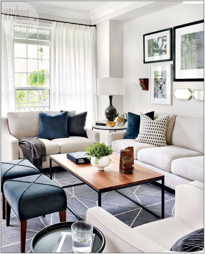 Affordable Living Room Decor