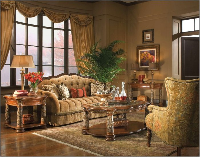 Aico Living Room Furniture
