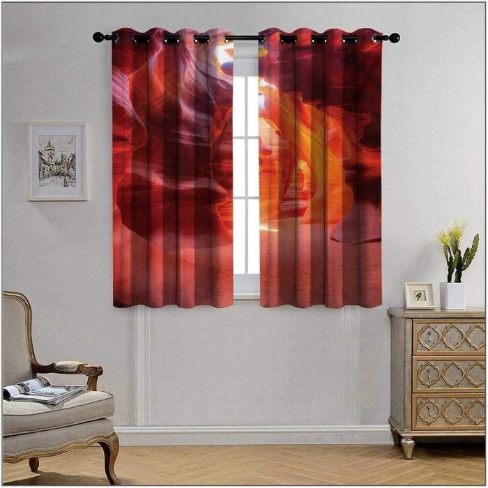 Americana Curtains For Living Room