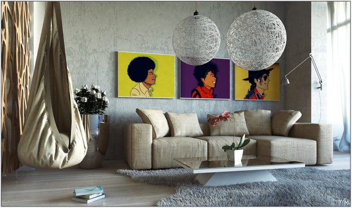 Art For Living Room Wall Ideas