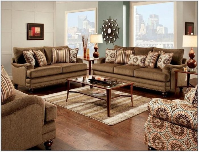 Badcock Living Room Sets