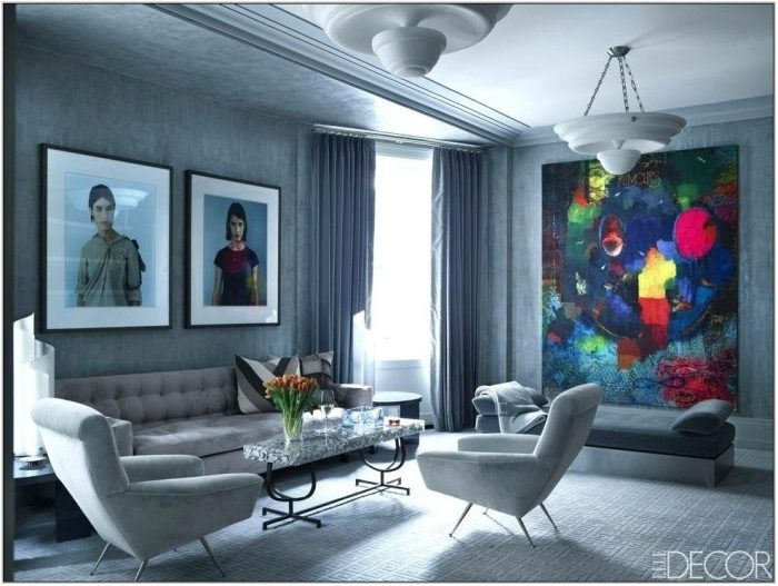 Bay Window Living Room Layout