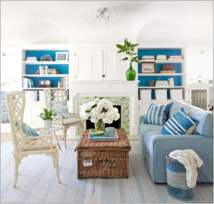 Beach Design Living Room
