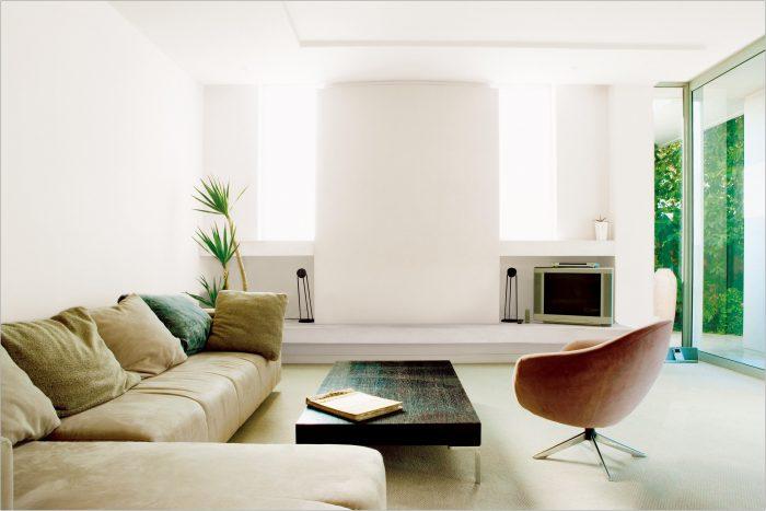 Beach Inspired Living Room Furniture