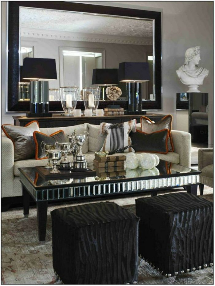 Beautiful Wall Mirrors For Living Room
