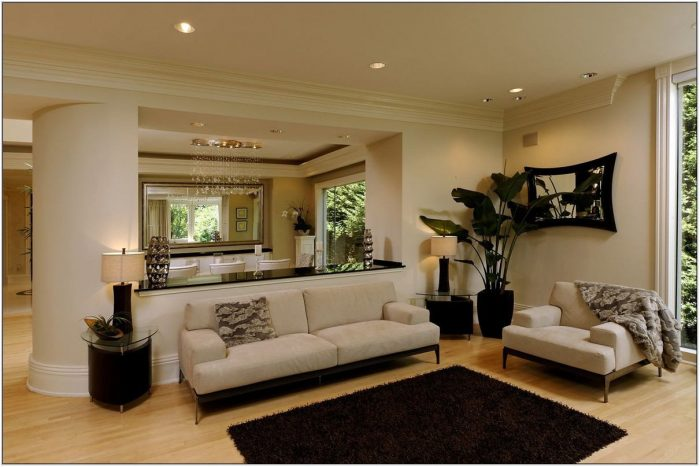 Beige Color Paint For Living Room