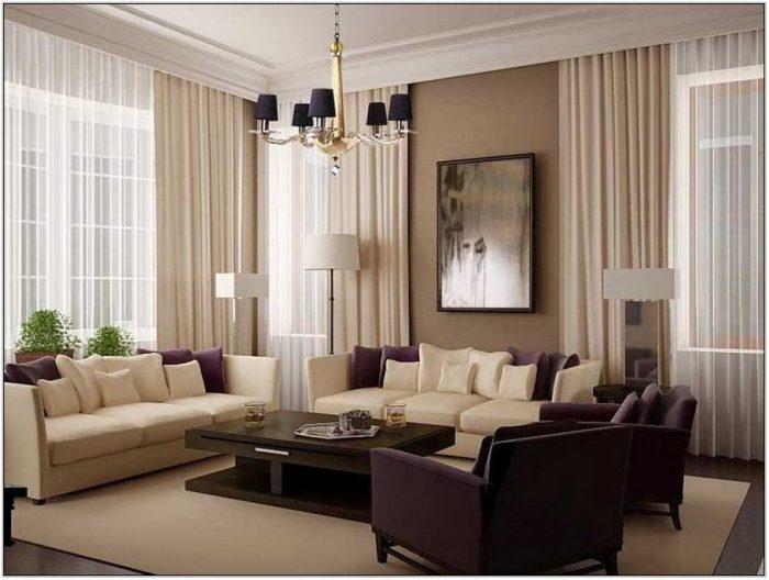 Beige Living Room Paint Ideas