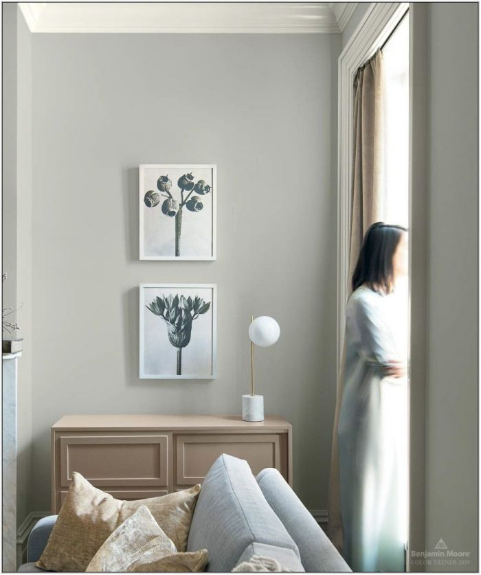 Benjamin Moore Living Room Colors 2019