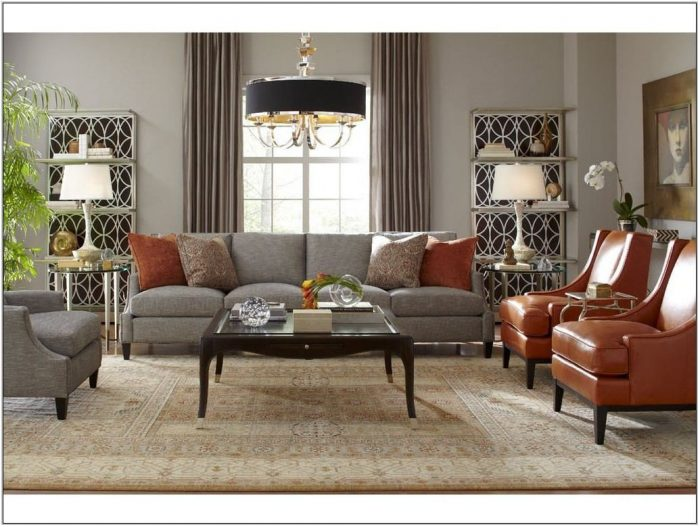 Bernhardt Living Room Sofa