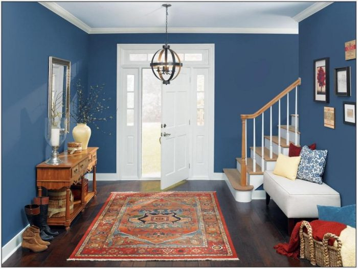 Best Blue Living Room Paint Colors