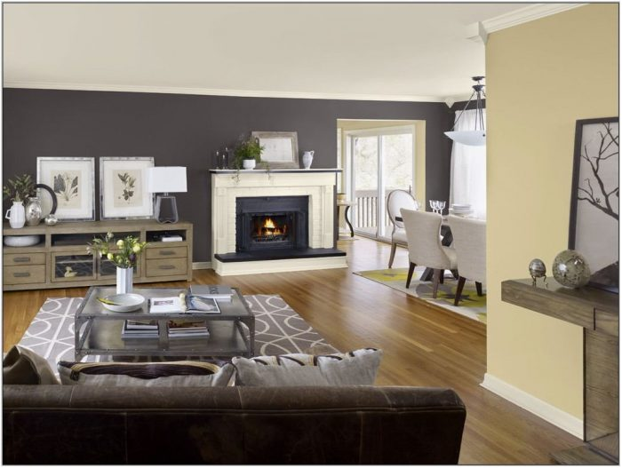 Best Color For Living Room And Kitchen