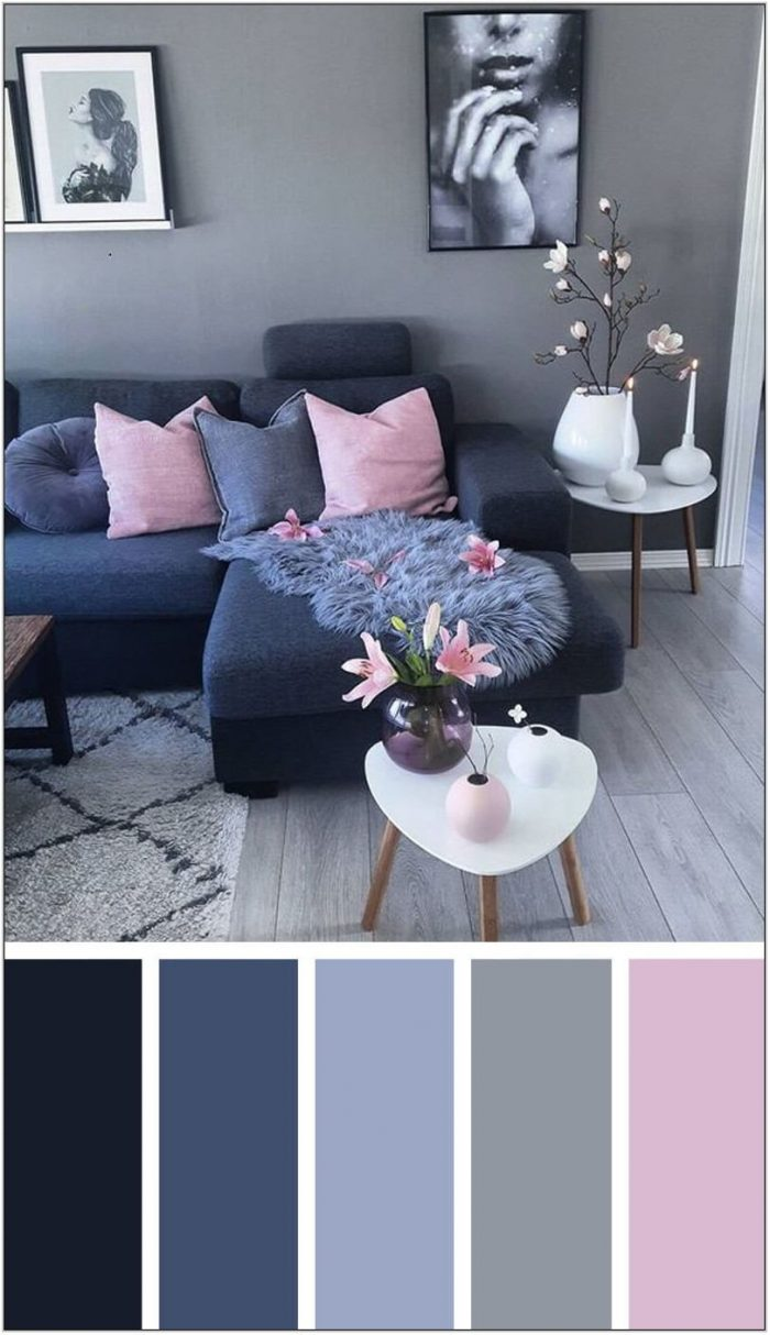 Best Color Scheme For Living Room