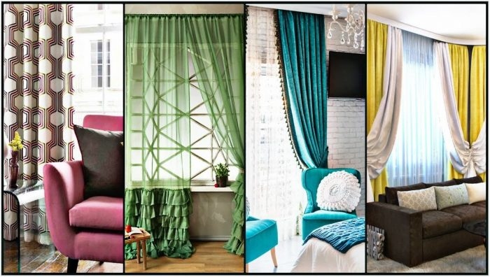 Best Curtains For Living Room 2019
