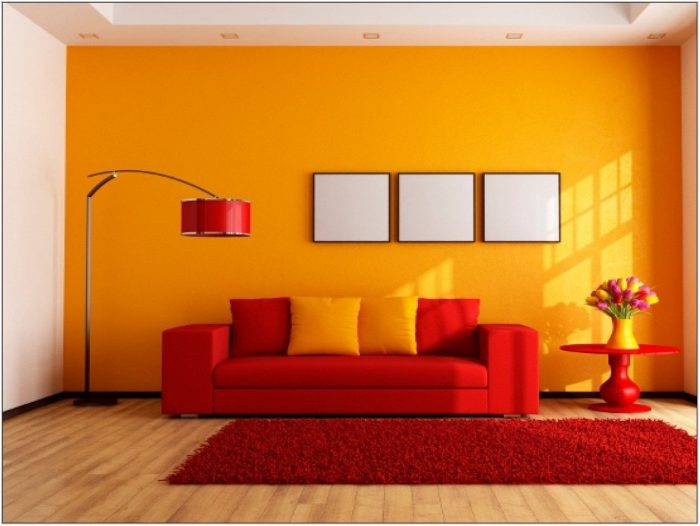 Best Paint Color Combinations For Living Rooms