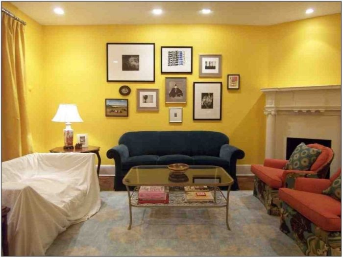 Best Wall Paint Color For Living Room