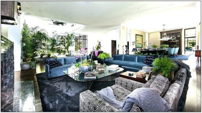 Big Living Room Decorating Ideas