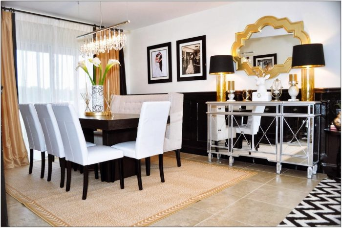 Black And Gold Living Room Furniture