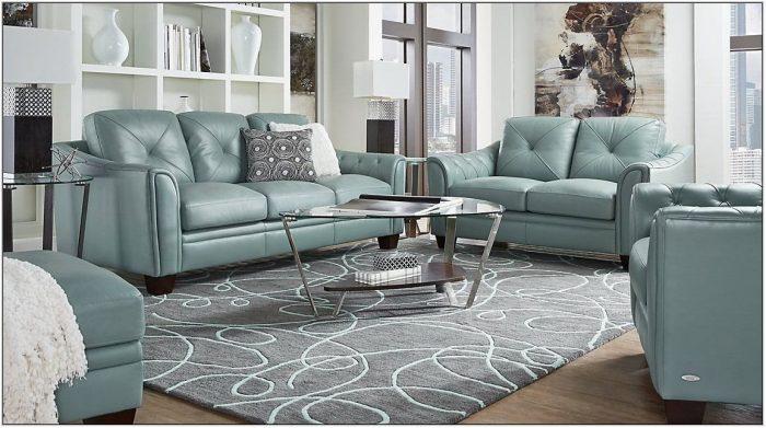 Black Modern Living Room Sets