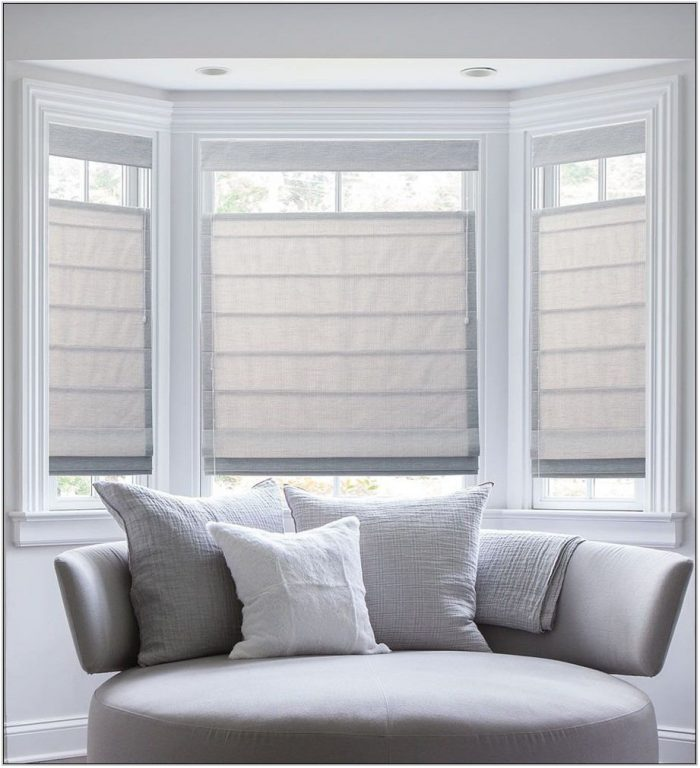 Blinds For Living Room Bay Windows