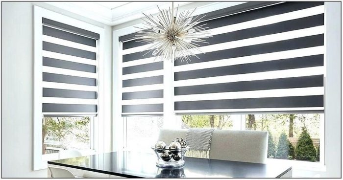 Blinds Or Shades For Living Room