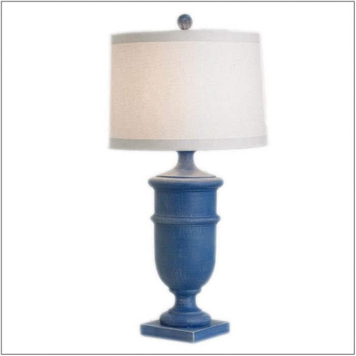 Blue Living Room Lamps
